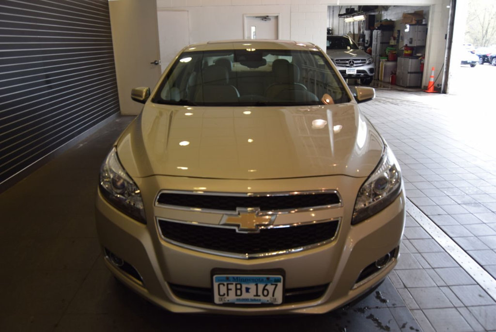 Pre-Owned 2013 Chevrolet Malibu 4dr Sedan LT w/2LT