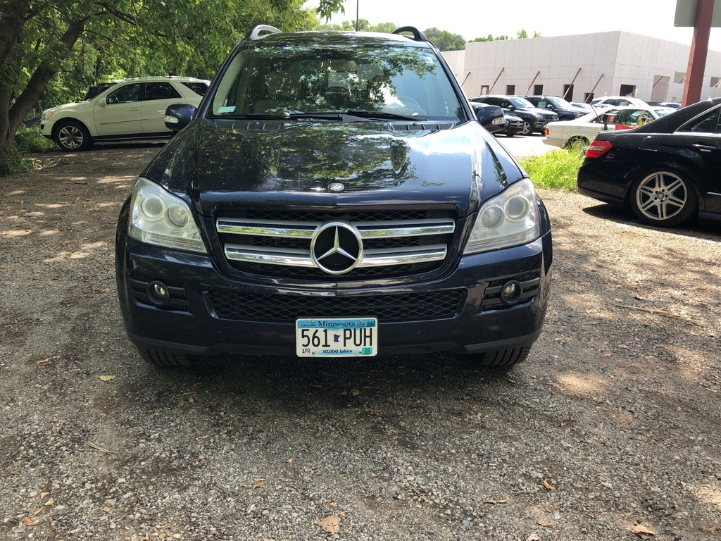 Pre-Owned 2008 Mercedes-Benz GL-Class GL 320