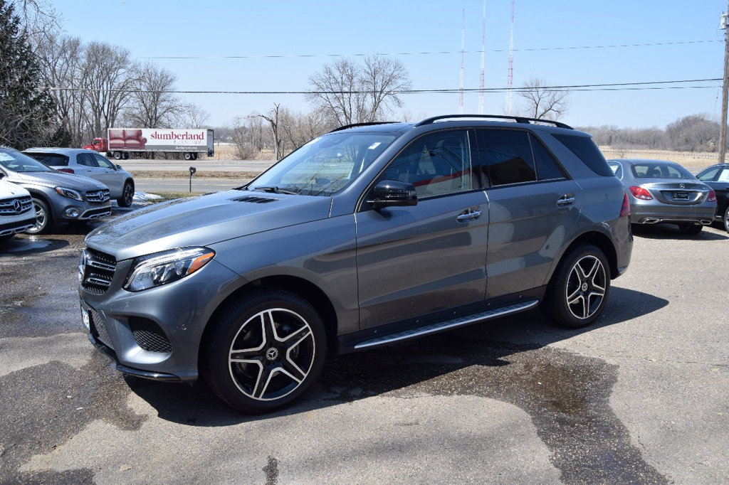 Pre-Owned 2018 Mercedes-Benz GLE 350 4MATIC® SUV AWD