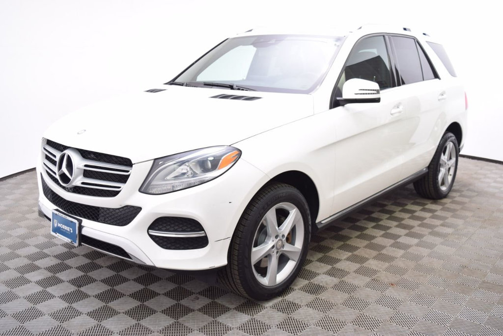 Certified Pre-Owned 2016 Mercedes-Benz GLE RWD 4dr GLE 350