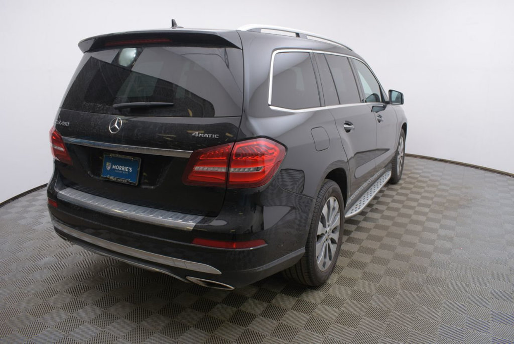 Pre-Owned 2018 Mercedes-Benz GLS GLS 450 4MATIC® SUV