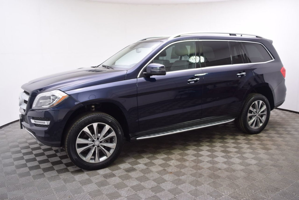 Certified Pre-Owned 2015 Mercedes-Benz GL-Class 4MATIC® 4dr GL 450