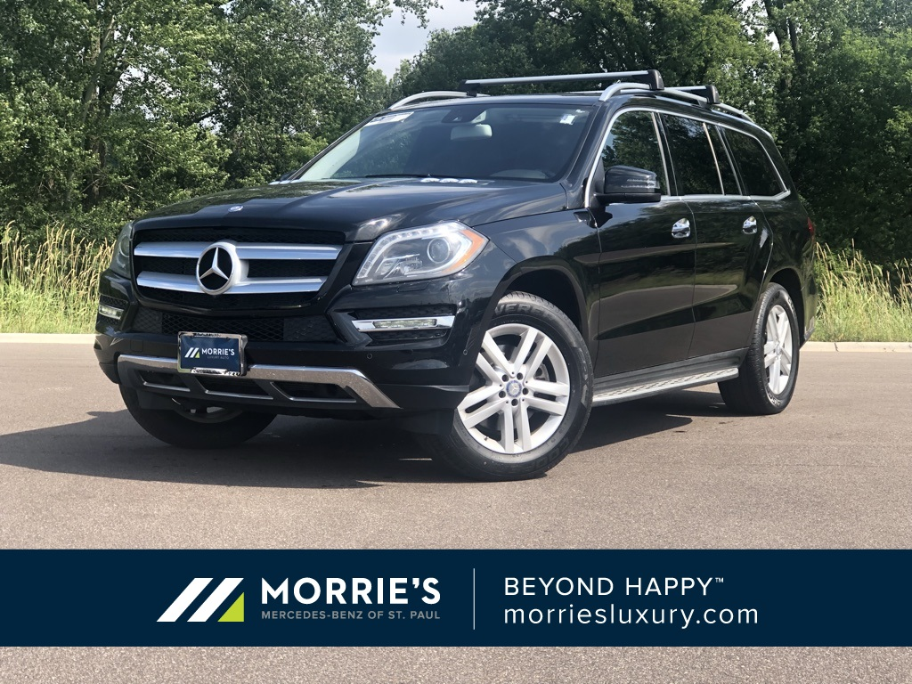 Pre-Owned 2014 Mercedes-Benz GL-Class GL 450 4MATIC® SUV