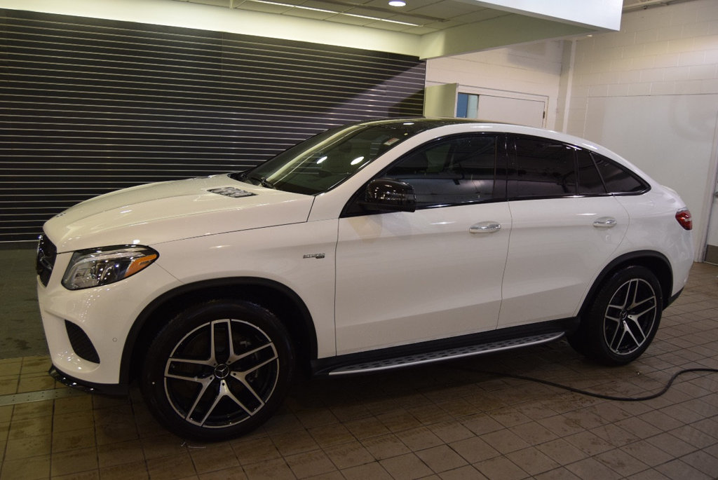 New 2019 Mercedes Benz Gle Amg Gle 43 4matic Coupe Coupe In