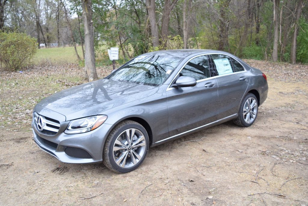 new 2018 mercedes benz c class c 300 4matic sedan sedan in maplewood 8n10054 mercedes benz. Black Bedroom Furniture Sets. Home Design Ideas