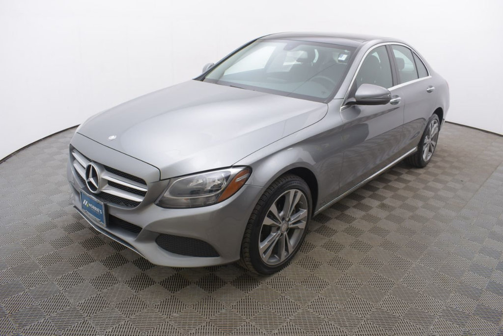 Certified Pre-Owned 2016 Mercedes-Benz C-Class 4dr Sedan C 300 4MATIC®