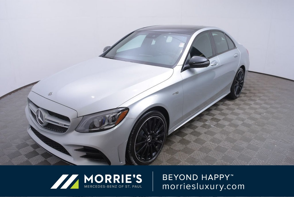 New 2019 Mercedes-Benz C 43 AMG® 4MATIC® SEDAN