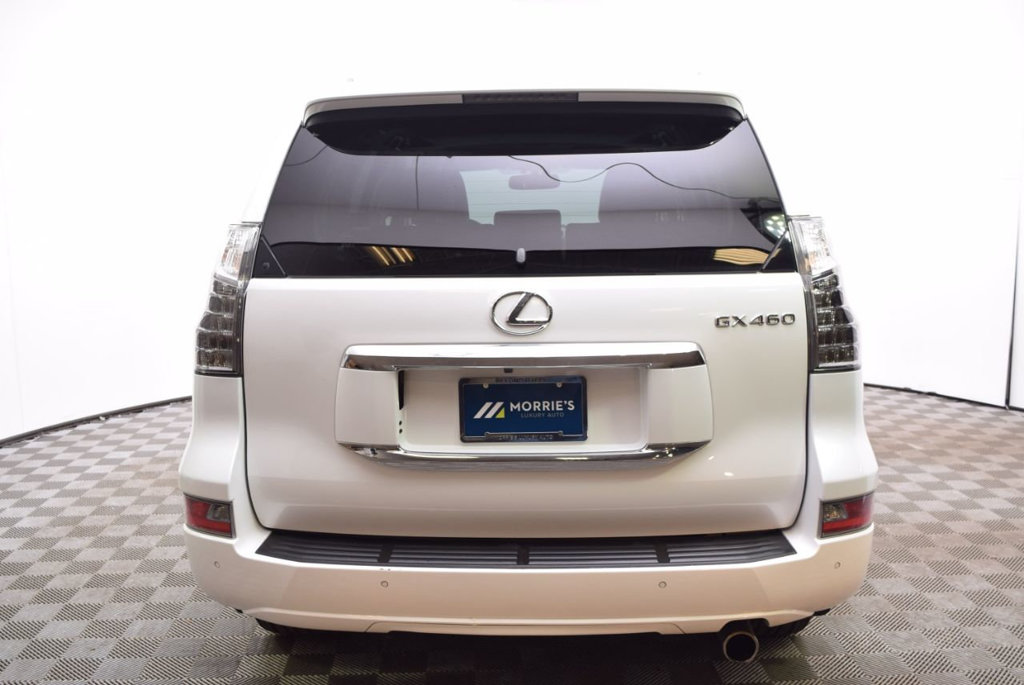 Pre-Owned 2015 Lexus GX 460 4WD 4dr