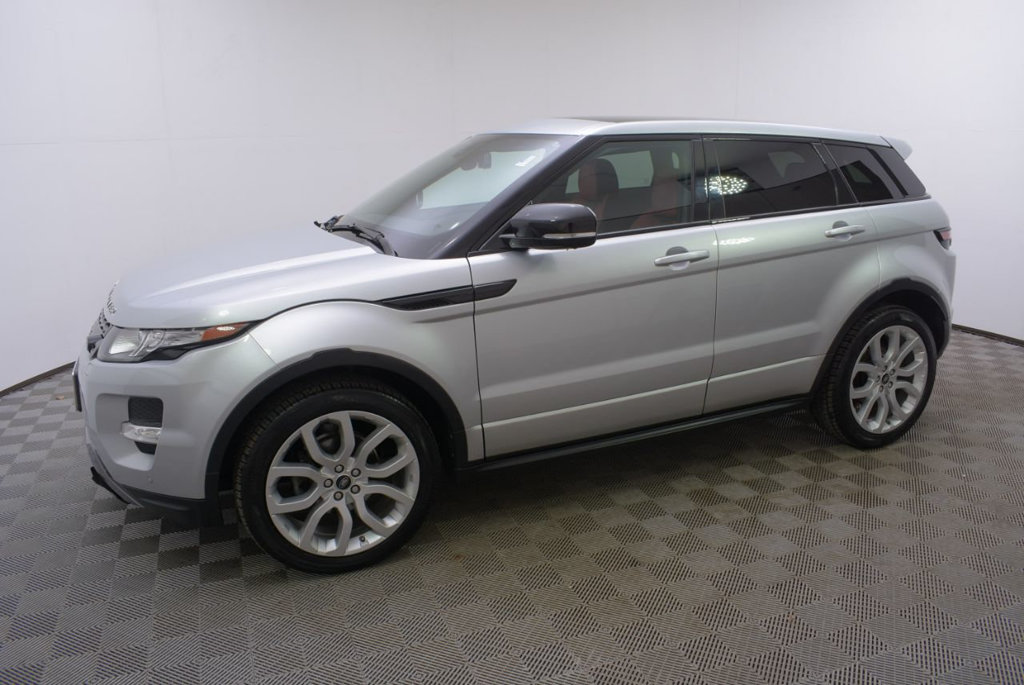 Pre-Owned 2013 Land Rover Range Rover Evoque 5dr Hatchback Dynamic Premium