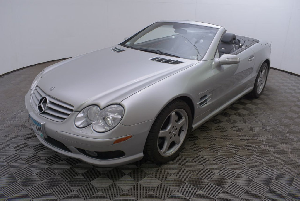 Pre-Owned 2004 Mercedes-Benz SL-Class 2dr Roadster 5.5L AMG®