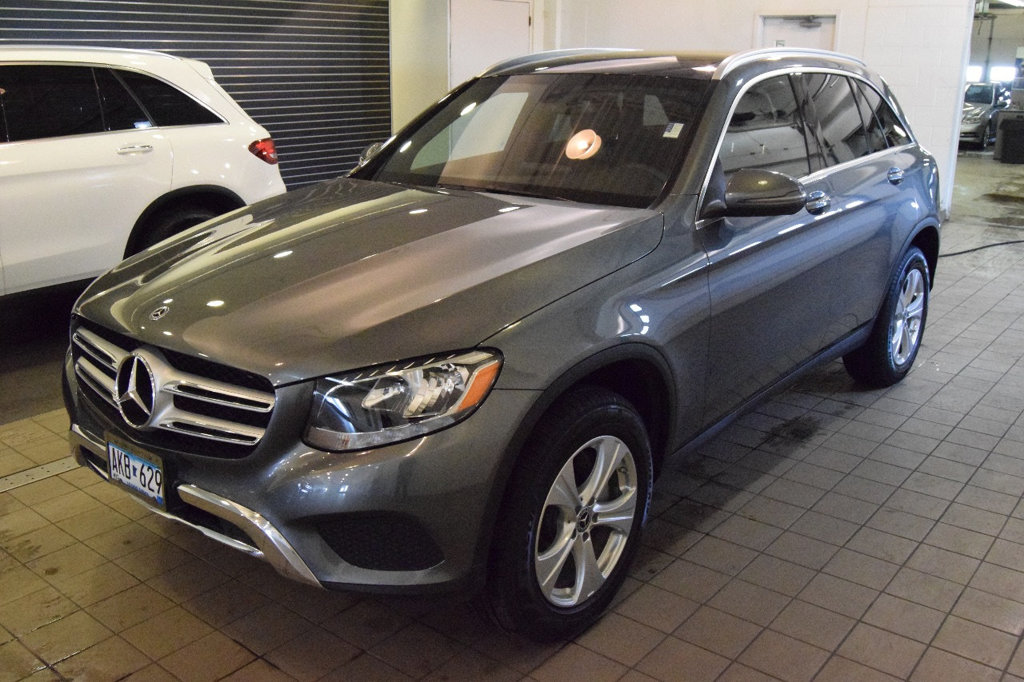 Pre-Owned 2018 Mercedes-Benz 4DR SUV GLC 300 4 AWD