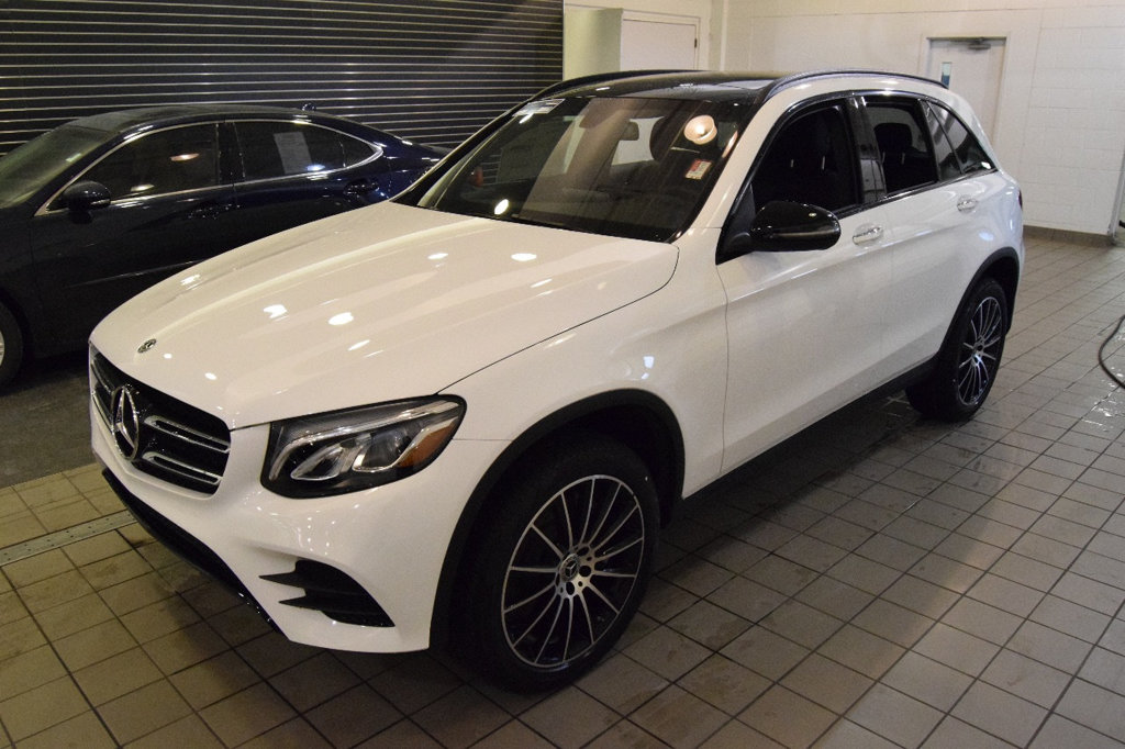 New 2018 mercedes benz glc glc 300 4matic suv suv in for Mercedes benz 300 suv