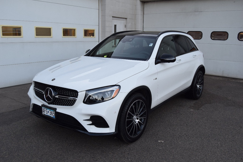 Pre-Owned 2018 Mercedes-Benz AMG® GLC 43 4MATIC® SUV AWD