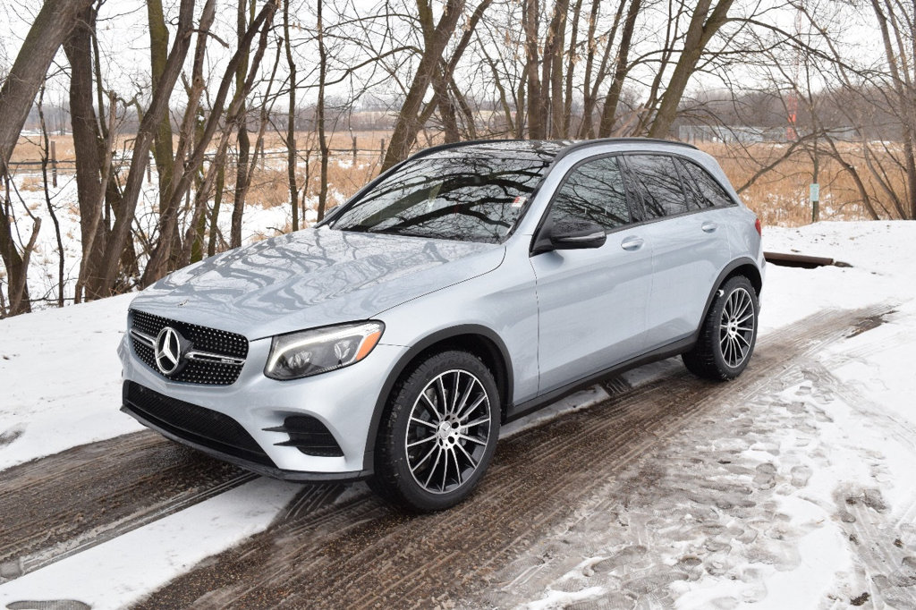 New 2018 Mercedes Benz Glc Amg 43 4matic Suv