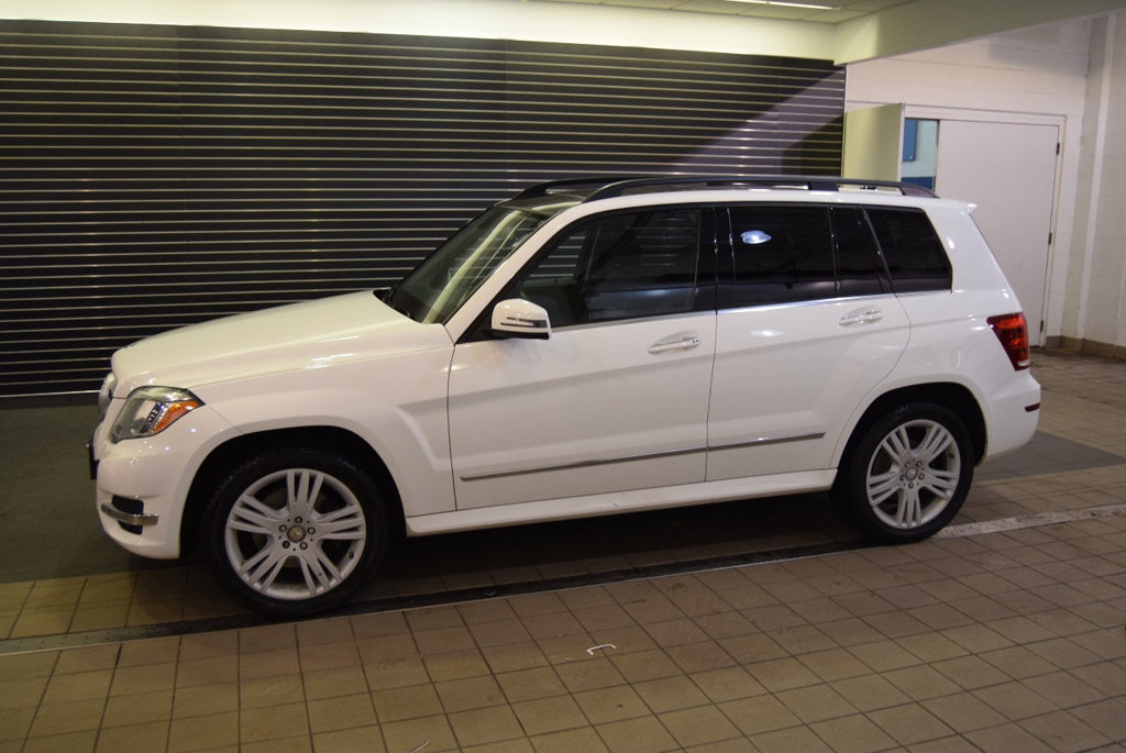 Pre-Owned 2015 Mercedes-Benz GLK 4MATIC® 4dr GLK 350