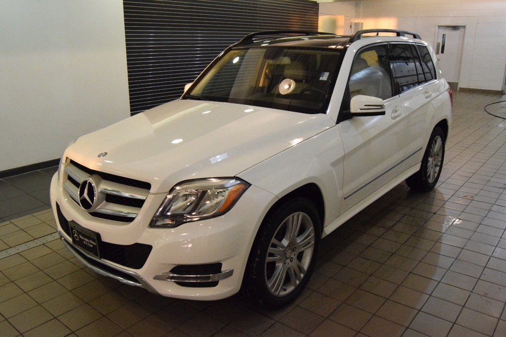 Certified pre owned 2014 mercedes benz glk 4matic 4dr glk for Mercedes benz glk 350 maintenance schedule