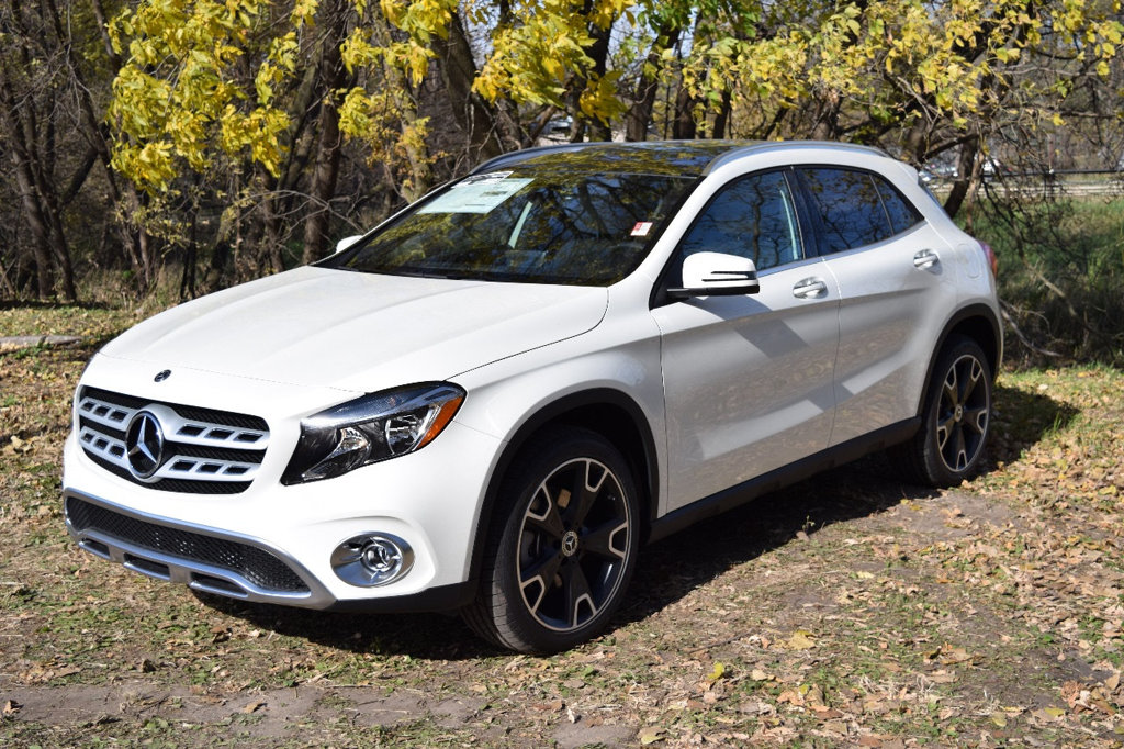 New 2018 mercedes benz gla gla 250 4matic suv suv in for Mercedes benz gla 250 price