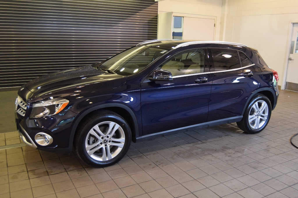 Pre-Owned 2018 Mercedes-Benz GLA 250 4MATIC® SUV AWD