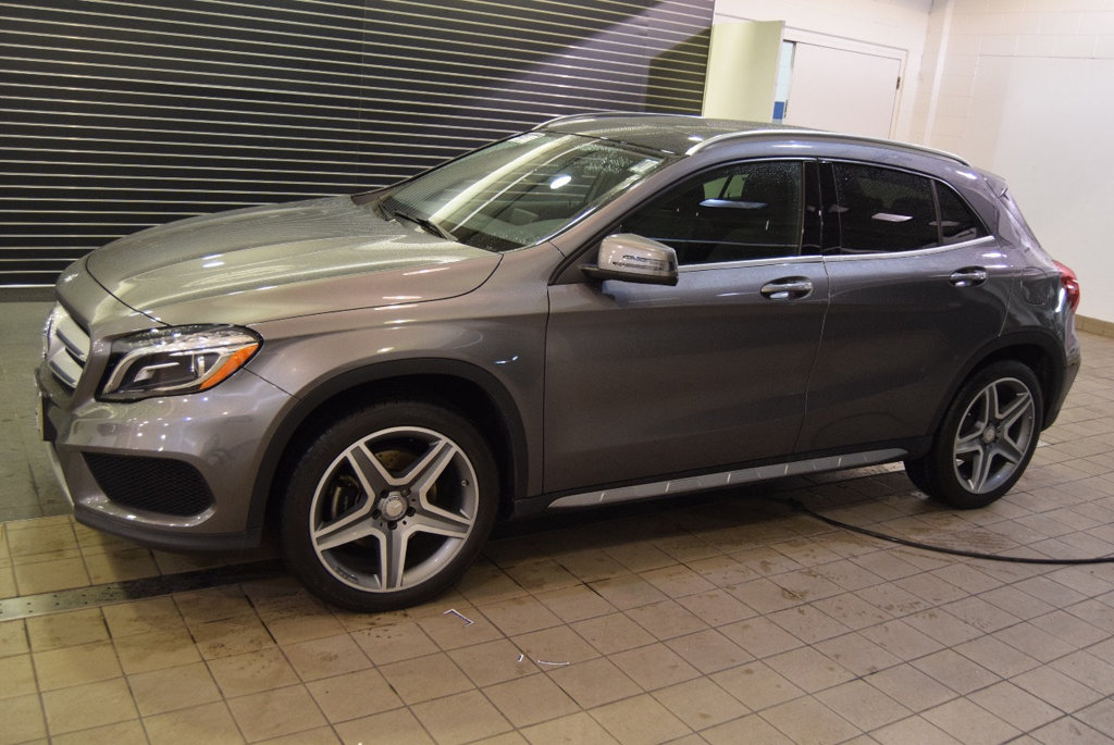 Certified Pre-Owned 2015 Mercedes-Benz GLA 4MATIC® 4dr GLA 250