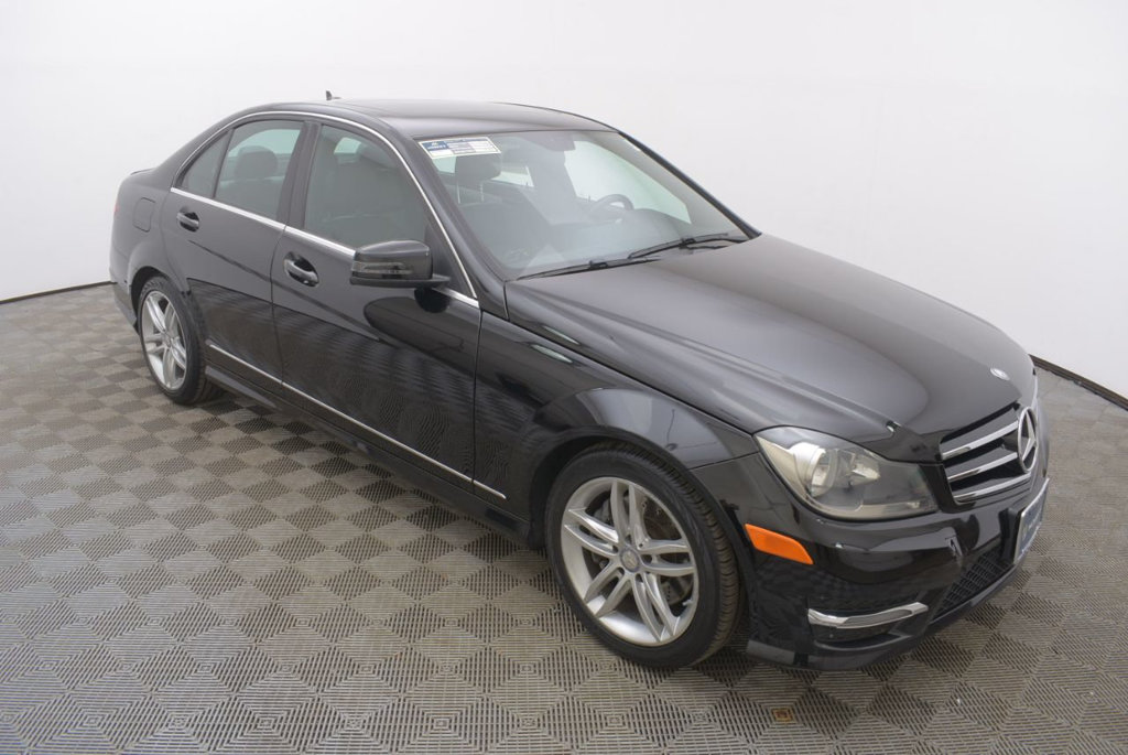 Pre-Owned 2014 Mercedes-Benz C-Class 4dr Sedan C 300 Sport 4MATIC®