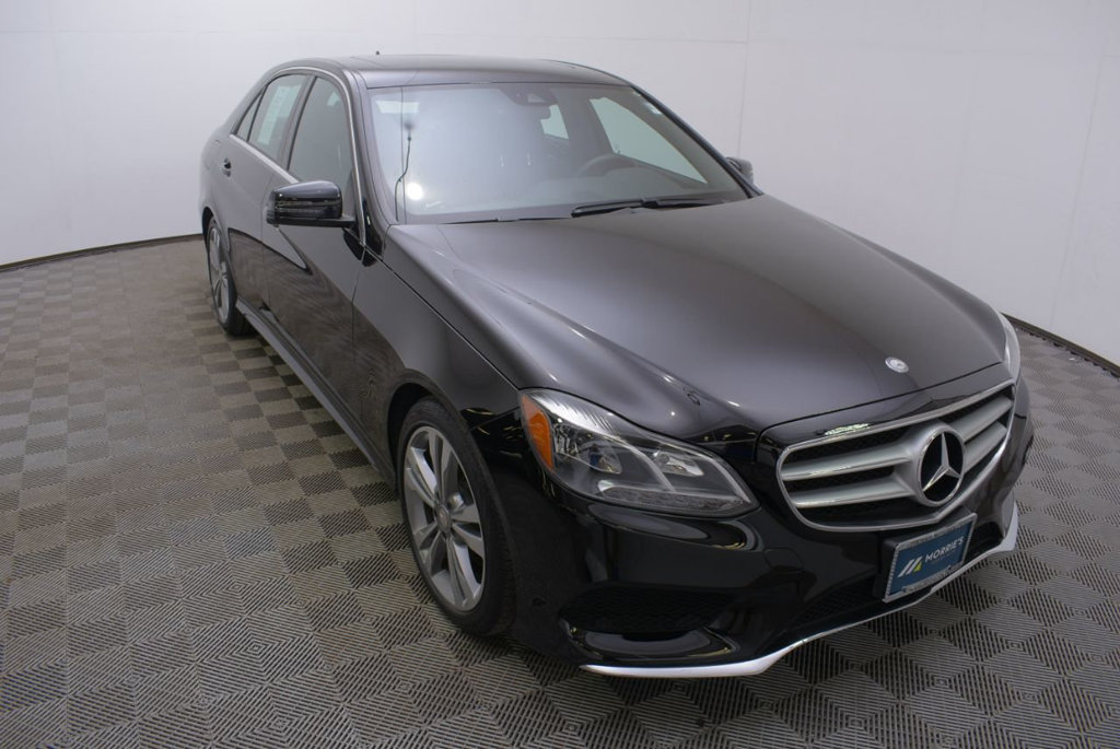 Certified Pre-Owned 2016 Mercedes-Benz E-Class 4dr Sedan E 350 Sport 4MATIC®