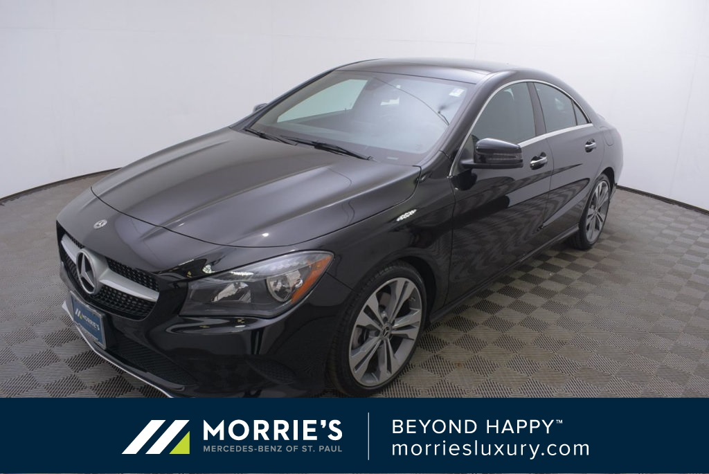 Pre-Owned 2019 Mercedes-Benz CLA 250 4MATIC® Coupe