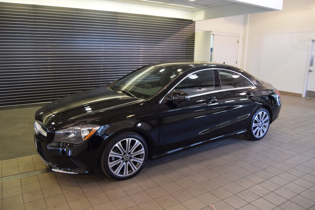 Pre-Owned 2018 Mercedes-Benz CLA 250 4MATIC® Coupe AWD
