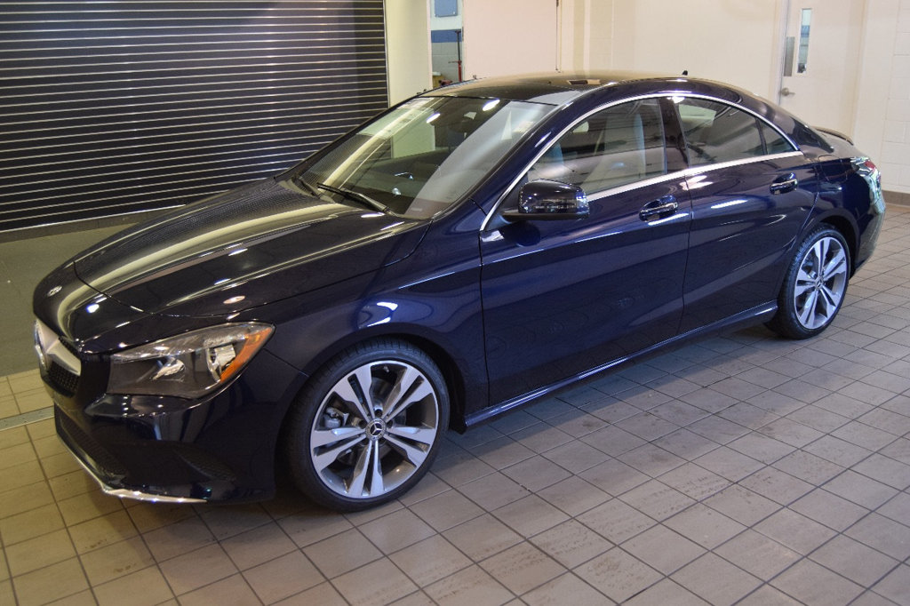 New 2018 Mercedes-Benz CLA CLA 250 4MATIC® Coupe