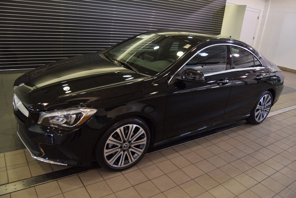 New 2019 Mercedes Benz Cla Cla 250 4matic Coupe Coupe In Maplewood