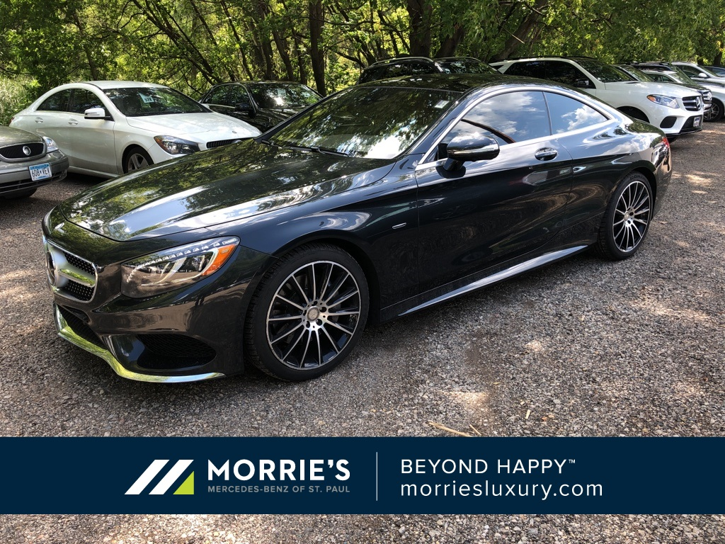 Pre-Owned 2015 Mercedes-Benz S 550 4MATIC® COUPE