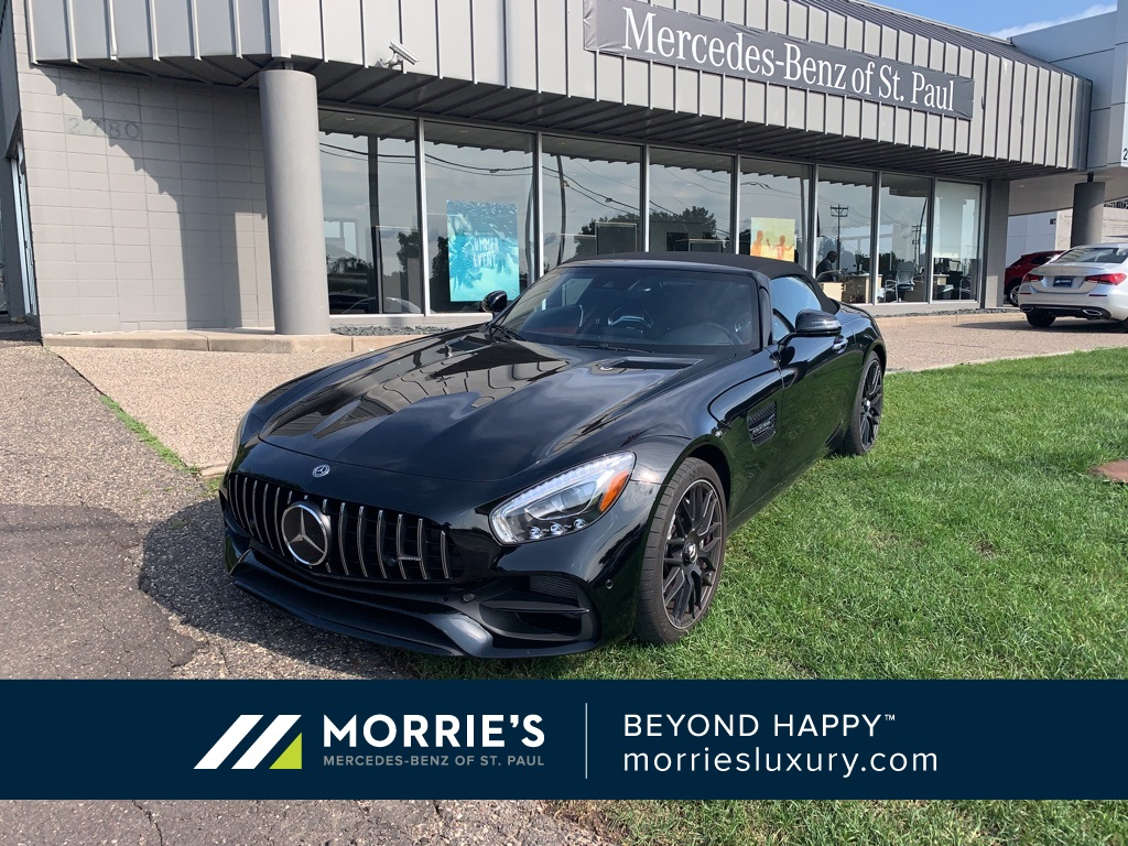 Certified Pre-Owned 2018 Mercedes-Benz AMG® GT Base