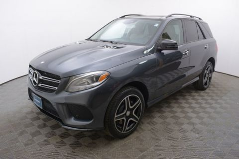 Certified Pre-Owned 2016 Mercedes-Benz GLE 4MATIC® 4dr GLE 400