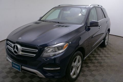 Pre-Owned 2019 Mercedes-Benz GLE GLE 400 4MATIC® SUV