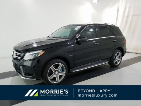 Certified Pre-Owned 2016 Mercedes-Benz GLE GLE 550e