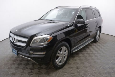 Pre-Owned 2015 Mercedes-Benz GL-Class 4MATIC® 4dr GL 450