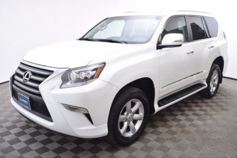 Pre-Owned 2014 Lexus GX 460 4WD 4dr