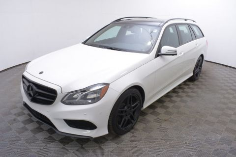 Pre-Owned 2016 Mercedes-Benz E-Class 4dr Wagon E 350 Sport 4MATIC®