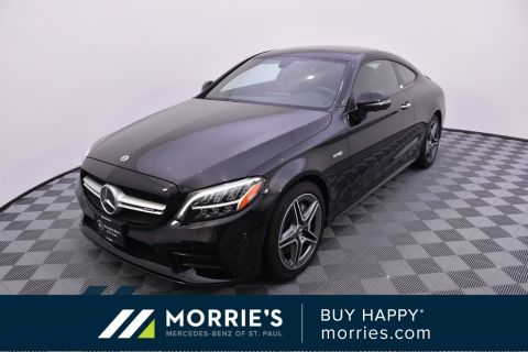 New 2020 Mercedes-Benz C-Class C 43 AMG® 4MATIC® COUPE