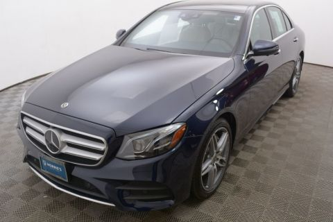 Pre-Owned 2019 Mercedes-Benz E-Class E 300 4MATIC® Sedan
